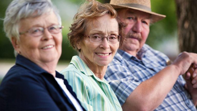 Corretta alimentazione per anziani